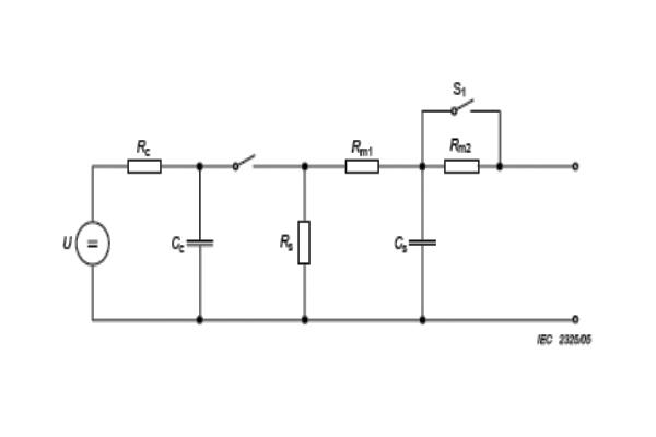 通信线路试验的10/700μs浪涌电压发生器